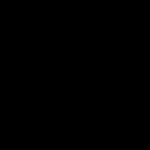 Stickers autocollant croix basque symbole sigle lauburu