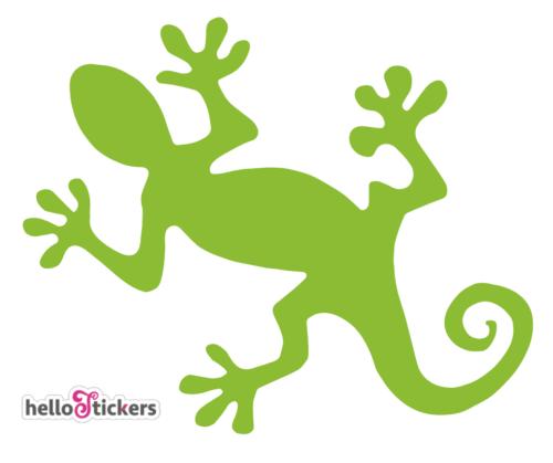 Sticker autocollant salamandre
