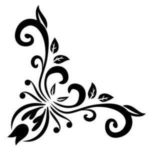 260121_sticker_angle_décoratif_floral_autocollant_fenetre