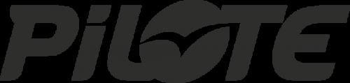 sticker logo pilote autocollant camping car I ref 100521