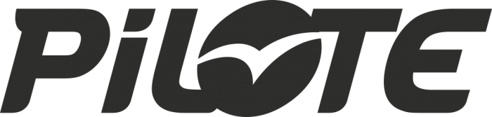 sticker autocollant pilote logo pour camping car