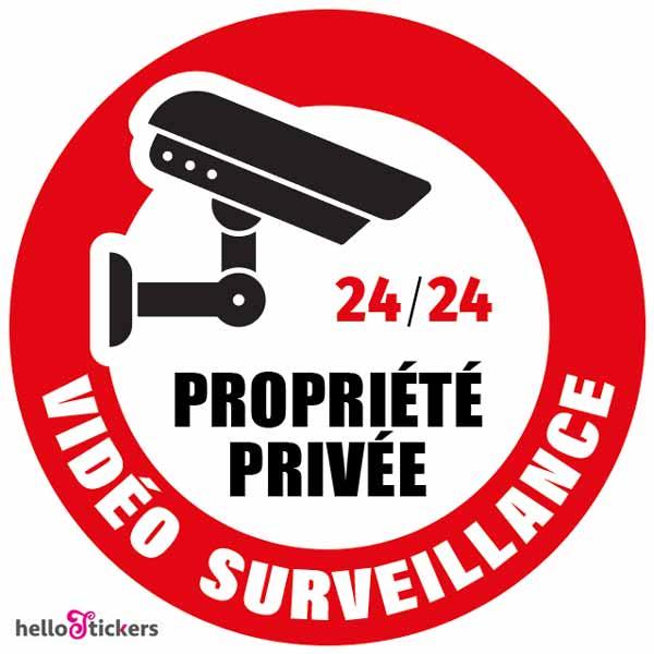 010621_sticker autocollant video-surveillance-propriete-prive