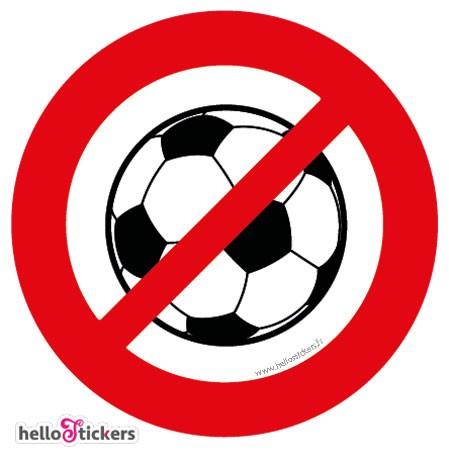 pictogramme ballon interdit icon